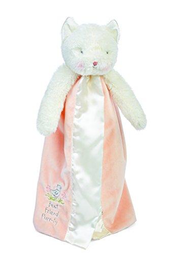 'Bunnies by the Bay 16 Plush Buddy Blanket Baby Blankie Purr de Ty Kitty