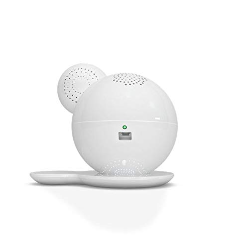 iBaby M7 Lite Smart Baby Monitor with several additional functions, such as temperature and humidity sensors and night vision  iBaby