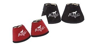 Professionals Choice Equine Quick Wrap Hoof Bell Boot, Pair (Large,