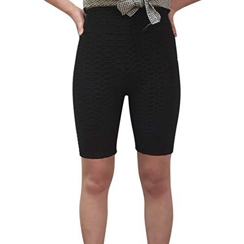 Lomelomme_Yogahosen Frauen Yoga Shorts Sport Atmungsaktive Eng Anliegende Schweißabsorbierende Hüfte Hosen Dame Kurze Classic High Camo Boot