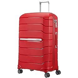 SAMSONITE Flux - Spinner Bagage Cabine 75 Centimeters 121 Rouge (Red)