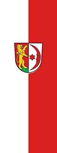 magFlags Drapeau Mengen | portrait flag | 6m² | 400x150cm