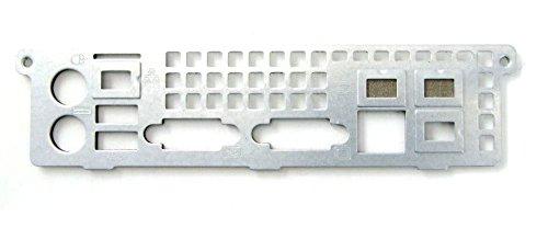 Supermicro IO I/O Shield Blech Blende SC111LT SC113MTQ SC512L SC811TQ SC813MTQ (Generalüberholt) (Supermicro I/o Shield)