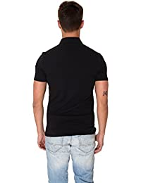 Guess M72p57j1300_a996, Polo Homme