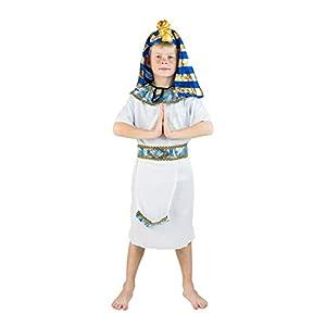 Bodysocks® Disfraz de Faraón Egipcio para Niños