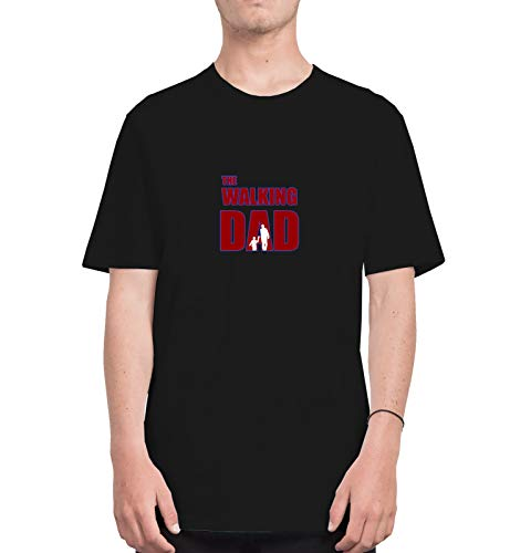 The Walking Dad Dead Funny Mix Fan Quote_CFS2135 Tshirt T-Shirt Shirt Men Herren Man Für Männer Men's Grey M