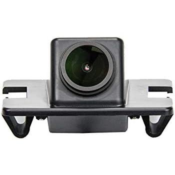 Rear Reversing Backup Camera Rearview License Plate Camera Night Vision Ip68 Waterproof for Mitsubishi Lancer-ex//Lancer//Lancer Evo//Evolution GSR//Evolution//Fortis iO GT//Galant Fortis