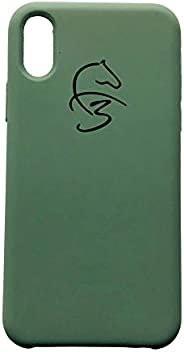 Taisho-F3 Silicone Back Cover for Iphone XS Max Mobile Case