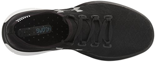 Under Armour Charged Chaussures de Course Pour Femmes CoolSwitch Black
