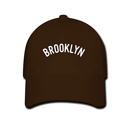 Brooklyn Unisex Fashion Baseball Cap Adjustable Hat -