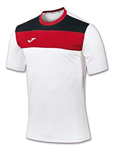 Joma Herren Trikot Kurzarm 100224.206 mehrfarbig/Blanco/Rojo