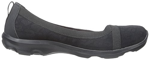 Crocs Busy Day Leopard Flat Black