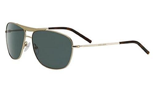Giorgio Armani Für Mann 886 Gold / Green Metallgestell Sonnenbrillen, 59mm