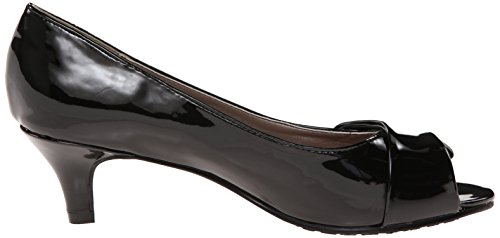 Soft Style by Hush Puppies Women's Aubrey dress Pump, Black Patent, 10 N US Black Patent