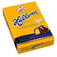 Ostprodukte-versand.de halloren - sfere di cioccolato per uova, 125 g
