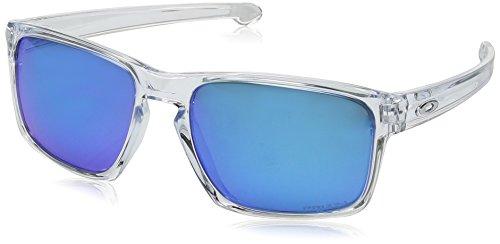 Ray-Ban Herren 0OO9262 Sonnenbrille, Schwarz (Polished Clear), 57
