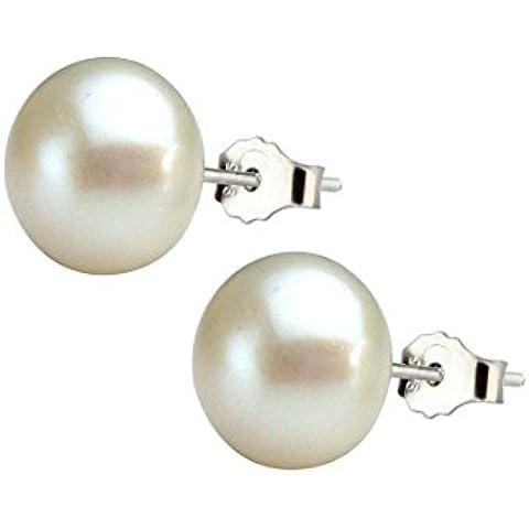 Le Premium classica orecchini in argento Sterling