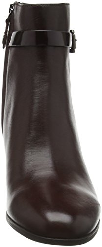 Geox D Petalus C, Bottes Classiques Femme Rot (DK BURGUNDYC7357)