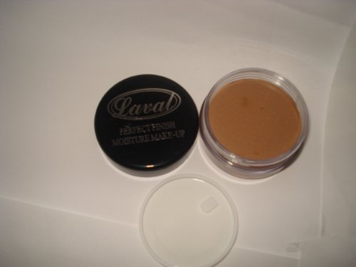 LAVAL PERFECT FINISH MOISTURE MAKE-UP ~ 1004 ALMOND by Laval