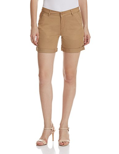 United Colors Of Benetton Women's Cotton Shorts