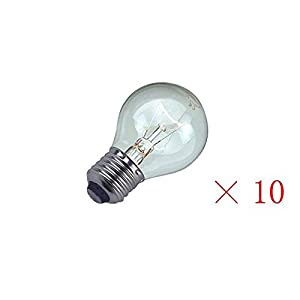 Bulb candle light E14 25W table lamp 60 bulbs by Brightfour