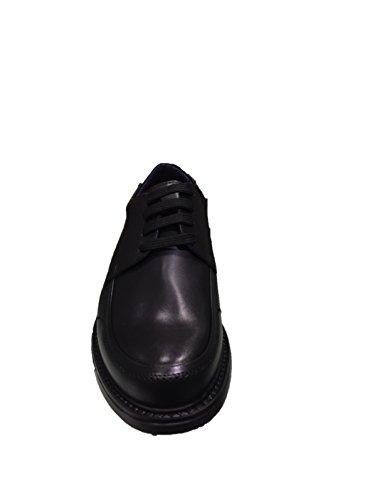 CALLAGHAN , Chaussures de ville à lacets pour homme Noir