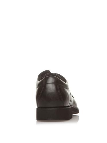 Rockport Oak Circle K60041, Chaussures basses homme Noir - noir