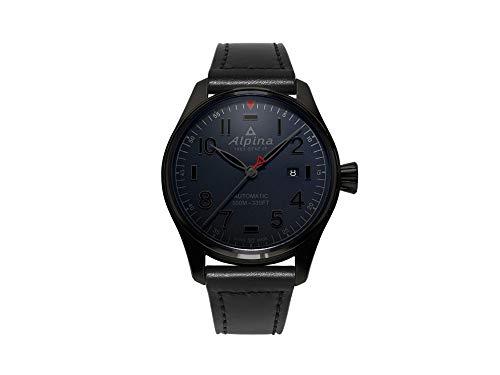 Alpina Geneve Startimer Shadow Line Automatic AL-525NN4FBS6 Reloj Automático para Hombres