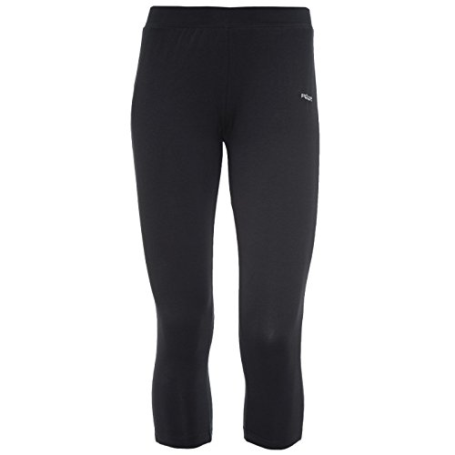 Freddy Damen Sport-Leggings Schwarz