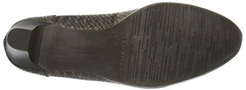 Tamaris 22403, Chaussures À Talon Marron (pepper Snake 384)