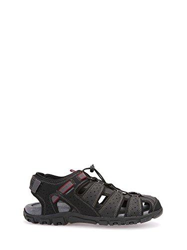 Geox U6224B 00050 Sandales Man Noir 46
