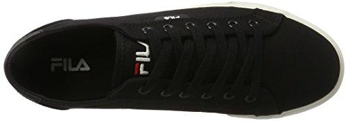 Fila Men Base Newport Low, Sneaker Uomo nero (nero)