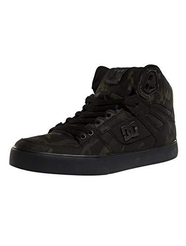 new style d7549 10e1b DC Shoes Pure WC TX Se - Chaussures Montantes - Homme - EU 44 - Vert