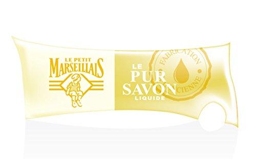 Le Petit Marseillais Nachfüllpackung Flüssigseife, Lavendel, 250 ml