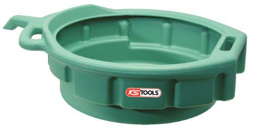 KS Tools 150.9361 Bac de récupération plastique pour huiles et produits chimiques 17 L pas cher