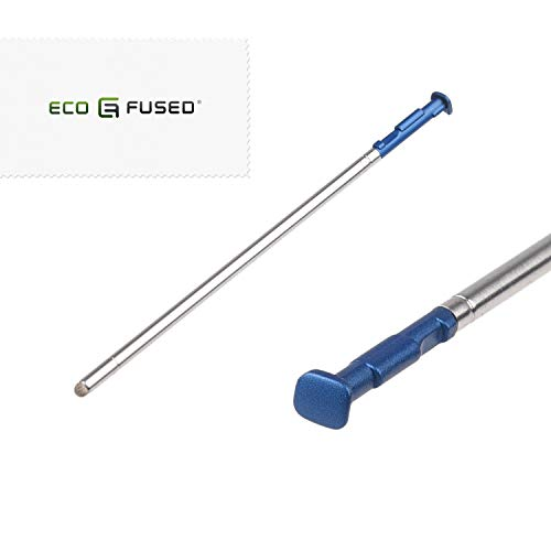 Eco-Fused LG Stylo 4 Stylus Ersatzstift Kompatibel mit LG Stylo 4 Q Stylus, Q Stylus+, Q Stylus Plus, Stylus 4, Q Stylo 4, Q8 / Q710 Q710MS Q710CS Q710AL Q710TS Q710US Q710ULM L713DL LMQ710FM (Blau)