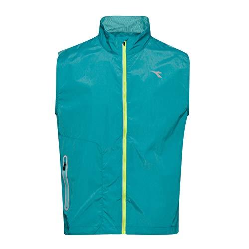 Diadora - Winddichte Weste Vest für Mann DE M -