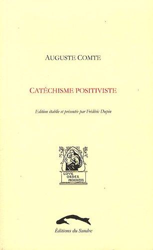 Catéchisme positiviste (1852)
