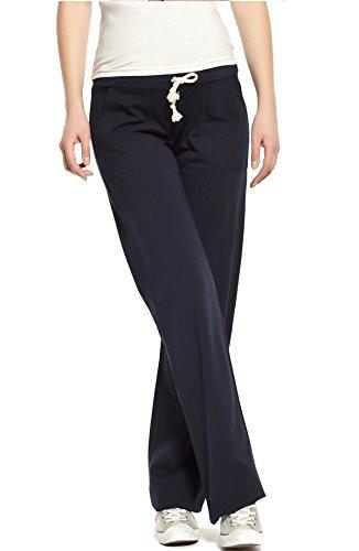 Pantalon de grossesse pantalon de jogging–Pantalon de sport–Grossesse   fait Mode Bleu - Bleu foncé