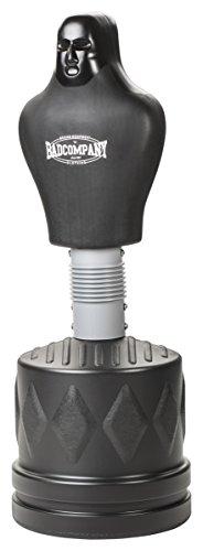 Bad Company Premium Boxdummy/Torso black - höhenverstellbarer Boxstand BCA-73