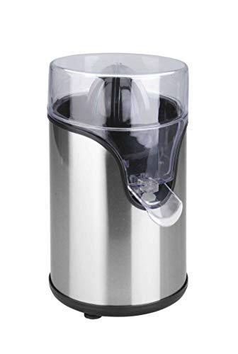 Lacor 69280 Exprimidor Zumo Naranja eléctrico, Acero Inoxidable, Libre de BPA, 100 W, 700 plástico