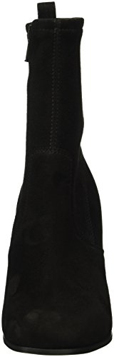 Kennel und Schmenger Schuhmanufaktur - Karen, Stivali a metà polpaccio con imbottitura leggera Donna Nero (Schwarz (schwarz 380))