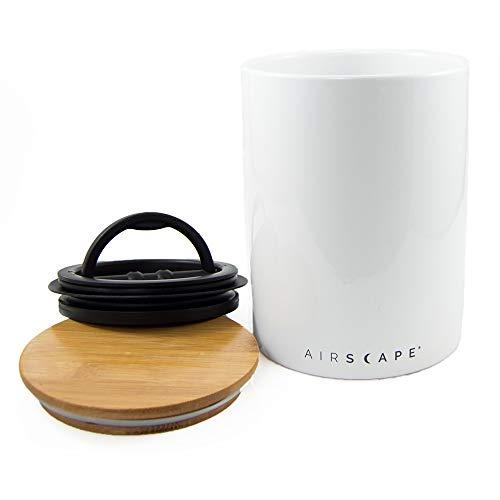 AirScape Vakuumbehälter Keramik 500 gr. (weiß/White)