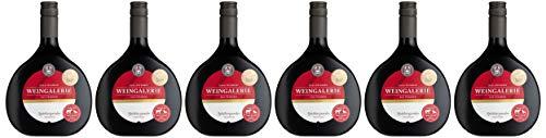 Weingalerie Spätburgunder trocken Rotwein (6 x 0.75 l)