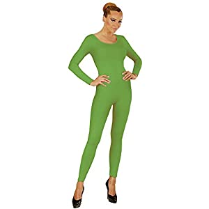 Malla Escote Verde para adulto