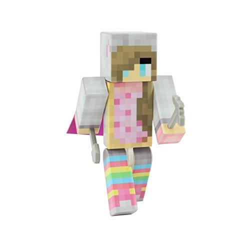 EnderToys Nyan Girl Action Figure Toy, 10cm Custom Series Figurines, …