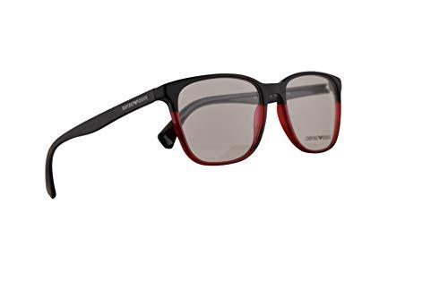 Emporio Armani EA3127 Eyeglasses 53-17-140 Bordeaux w/Clear Demo Lens 5628 EA 3127