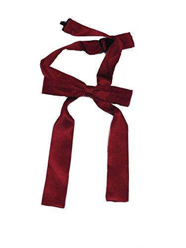 Westernschleife Schleife Westernkrawatte Old Style Tie bordeaux