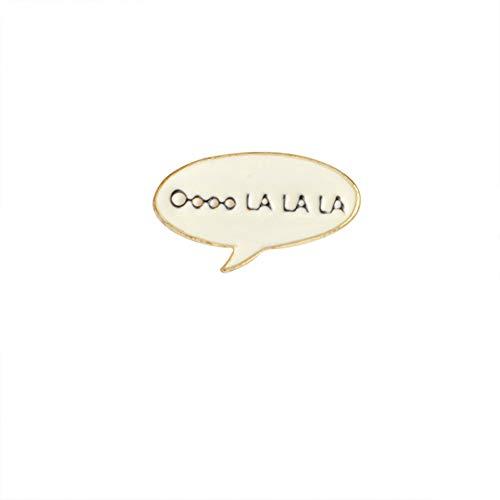 JTXZD Brosche Glückliche Stifte! Pfeil Blitz Flash Music Note '' Hard Emaille Revers Pin Badge einzigartige Brosche - Flash Kostüm Pfeil