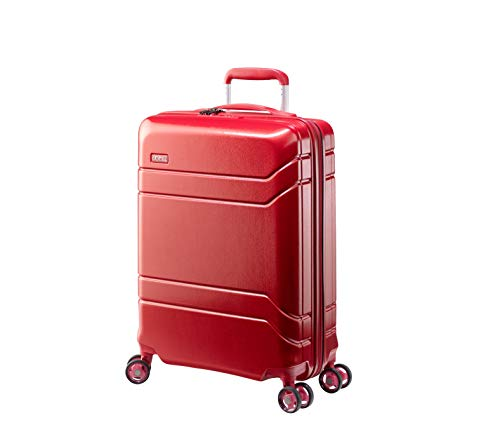 JuMP Koffer mit 4 Rädern, Kabine, 55 cm, Moorea (MAP20/MAP22) Rot Piment 37L